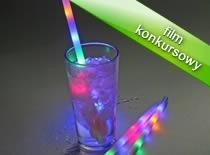 Jak zrobić neon na słomce