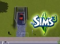 Jak zrobić podziemny garaż w The Sims 3
