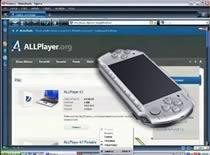 Jak wgrać film z napisami na PSP