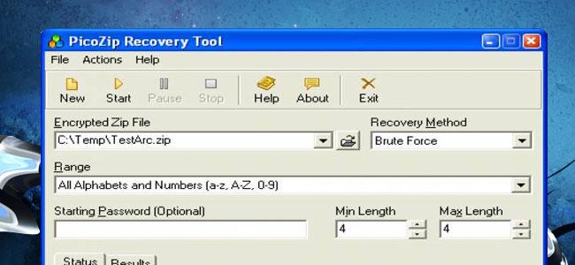 Jak łamać hasła w archiwach ZIP
