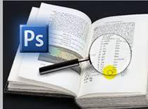 Jak dodać efekt powiększenia przez lupę w Photoshopie