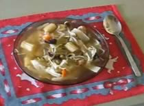Jak zrobić chińską zupę jarzynową