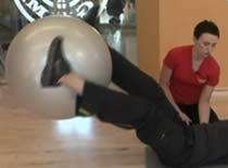 Jak schudnąć - ćwiczenie #4 - Mięśnie brzucha