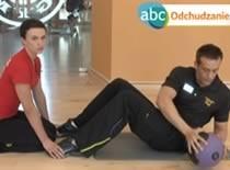 Jak schudnąć - ćwiczenie #5 Mięśnie skośne brzucha