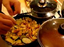 Jak przyrządzić kurczaka z warzywami