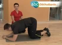 Jak schudnąć - ćwiczenie #7 - Mięśnie pośladkowe