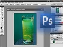 Jak zrobić akwarium w szklance - Adobe Photoshop