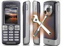 Jak naprawić joystick w telefonie Sony Ericsson K510
