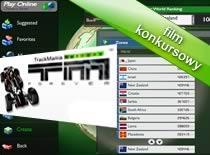 Jak poruszać się po menu w TrackMania Nations Forever