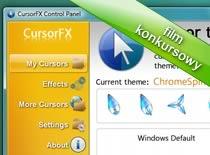 Jak zmienić wygląd kursorów - CursorFX