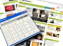 Jak przeglądać strony www poprzez kalkulator