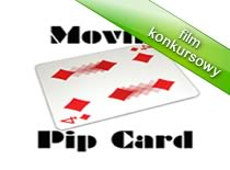 """Jak wykonać rekwizyt """"Moving Pip Card"""" do sztuczki z kartami"""
