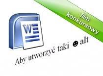 Jak wstawiać znaki graficzne w Microsoft Word