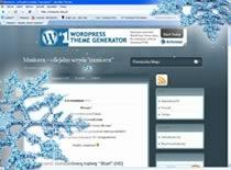 Jak dodać wtyczkę śniegu do WordPress'a