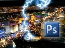 Jak zrobić wyładowania elektryczne w Photoshop CS3
