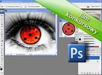 Jak zrobić oczy Sharingan w Photoshop CS3