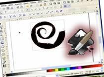 """Jak zrobić zawijasy """"spiro lines"""" w Inkscape"""