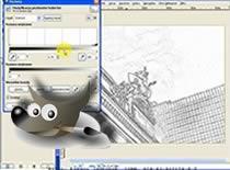 Jak zrobić szkic ze zdjęcia w programie GIMP