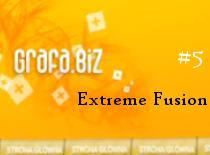 Jak stworzyć layout strony do Extreme Fusion #5