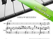 """Jak zagrać kolędę """"Dzisiaj w Betlejem"""" na keyboardzie"""