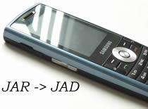 Jak zmienić instalkę gry z formatu JAR na JAD