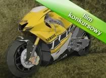 Jak zrobić papierowy model motoru Yamaha YZR-M1