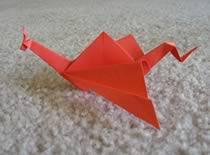 Jak zrobić smoka origami