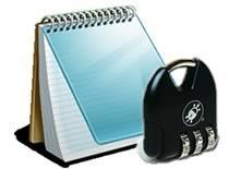 Jak zabezpieczyć folder hasłem - komenda w notatniku