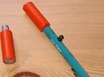 Jak zrobić wyrzutnię wkładów od długopisów