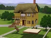 Jak zrobić lewitujący domek w The Sims 3