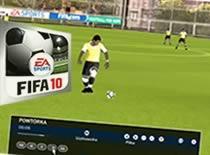 Jak wykonywać różne zagrania i strzały w FIFA 10