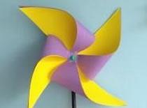Jak zrobić wiatraczek z papieru