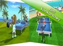 Jak znaleźć ukryte opcje w grze Wii Sports Resort - Tenis Stołowy