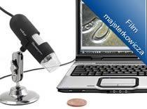 Jak zrobić mikroskop na USB
