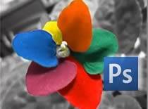 Jak zabarwiać elementy w Photoshopie