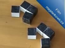 Jak zrobić rozkładaną kostkę z papieru