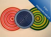 Jak zrobić podkładkę pod kubek z kolorowych wstążek