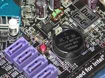 Jak wymienić baterię od BIOSu