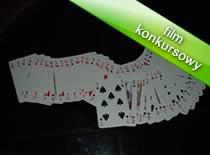 Jak sklonować kartę wybraną przez widza - triki talią Svengali #1