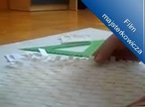 Jak zrobić plecione kartki na styl starożytnego papirusu