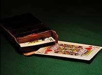 Jak w magiczny sposób wysunąć szukaną kartę