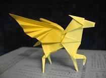 Jak zrobić pegaza origami