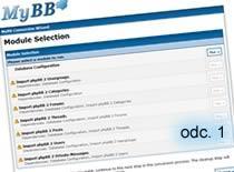 Jak zainstalować skrypt MyBB cz.1/2