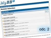 Jak zainstalować skrypt MyBB cz.2/2