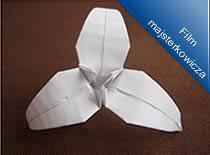 Jak złożyć kwiatka - Irys z papieru
