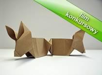 Jak wykonać balon z papieru z króliczymi uszami