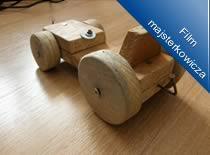 Jak zbudować model pojazdu z drewna