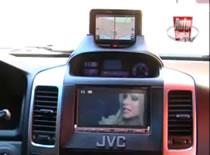 Jak zamontować DVD w samochodzie