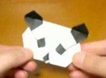Jak zrobić pandę z papieru