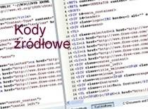 Jak znaleźć kody źródłowe programów